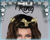 Gold King Crown