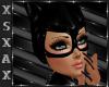 Black Catwoman Mask