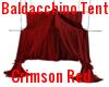 Baldacchino Crimson Red