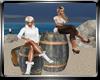 Beach Barrel Seats