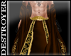 {D} Master Robe - Brown