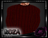 *R*Red  Sweater*