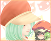 ~R~ Nadeko hair + cap