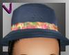 [ves]summer hat