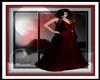 Crimson Love Gown