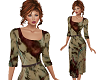 TF* Brown BOHO Dress