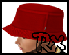 All Red Bucket Hat