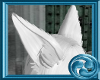 +Blanc Kitsune Ears+