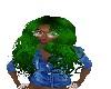 Amanda Green Hair