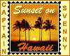 [ALP] Sunset on Hawaii