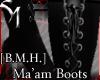 [B.M.H.]Ma'am Boots