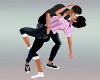 Animated Kissing Pose