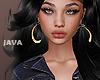 J- Alessia black silk