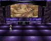 Purple Stone Room