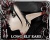 ! elf ears L anyskin F-