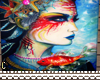 C` Mother Mermaid Art