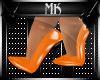 !Mk! Orange Heels