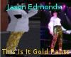 MJ TII Gold Pants