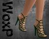 W| Green Heels