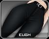 E - Black Jeans