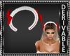 Fur Bow Headband