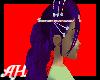 Dianw in purple