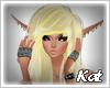 Kat   Loren blonde yelow