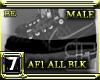 [BE] AF ALL BLACK