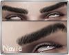 Natural eyebrows