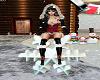 snowflake seat