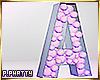♡ Balloon Mosaic 'A'