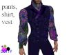 Prince charming purple