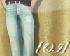 [OI] Light Blue Jeans