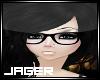 F ⁞ Big Glasses