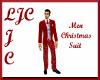 LJC Christmas Groom Suit