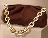 ✨Brown Chain Pouch
