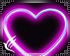 Neon Wall Heart
