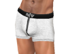 NV Zip Boxer White