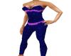 {M}Blue&Purple Outfit
