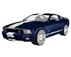 Hott Blue Shelby GT500