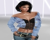 Blue Jean Jacket Addon