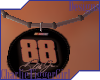 *CTG* 88 Necklace