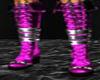 [DA]hot pink boots