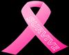 Pink Ribbon-Survive