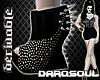 DARQ Spike Rocker Boots