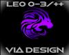 Purple Leo Dj Light anim