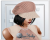 Candi Hat/Black Hair