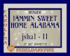 H - Jammin Sweet Home