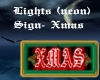 Lights(neon)Sign-XMAS