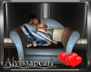 Two Hearts Cuddle Chair